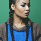 Two braid styles