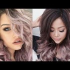 2018 hair color trends