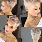 Extremely short hairstyles 2018