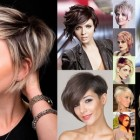 Hairstyles for 2018 short hair