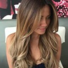 Long hairstyles with layers 2018
