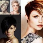 Short hair in style 2018