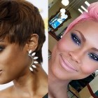 Short haircuts for black hair 2018