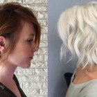 Short hairstyles for women in 2018