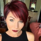 Short hairstyles trends 2018