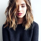 Shoulder length haircuts for 2018