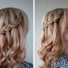 Ball hairstyles for medium hair