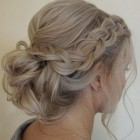 Bridesmaid hairstyles up