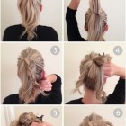 Cute updos for everyday