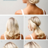 Easy formal hair