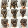 Easy simple hair updos