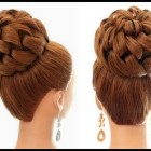 Evening updo hairstyles