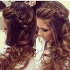 Formal hairstyles for long thick hair