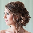 Formal hairstyles for thick hair