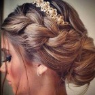 Hair up prom hairstyles