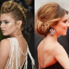 Hairstyles up 2018