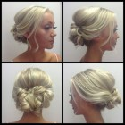 Ladies hair up styles
