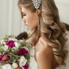 Latest wedding hairstyles 2018