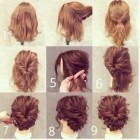 New hair updos
