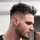 New man hair cutting style