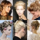 On trend updos