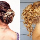 Prom hair 2018 updo