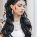 Prom hairstyles for dark hair