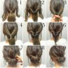 Quick easy updos