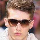 Styling hair for guys