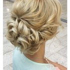 Trendy updo hairstyles 2018
