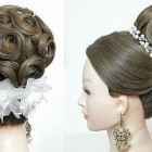 Updos for extra long hair