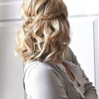 Upstyles for shoulder length hair