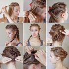 Ways to do hair for prom