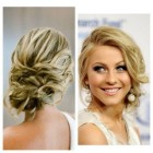 Wedding party hairstyles for medium hair