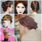 Womens updo hairstyles 2018