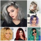 Fashionable hairstyles for 2016