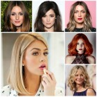Hairstyles and cuts for 2016