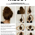 Beautiful and easy hairstyles