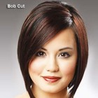 Different hair cut style