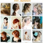 Easy and quick hairstyles for girls
