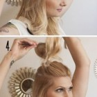 Extremely easy hairstyles