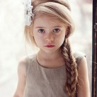 Hair style for young girls