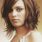 Mid length female hairstyles