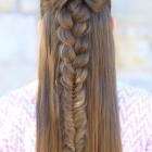 Pretty hairdos for girls