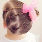 Quick hairstyles for girls