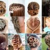 The best hairstyles for girls