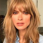 Bangs in style 2019