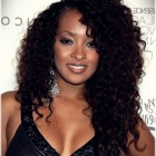 Curly weave hairstyles 2019