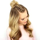 Cute and simple hairstyles for long hair