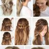 Cute easy long hairstyles